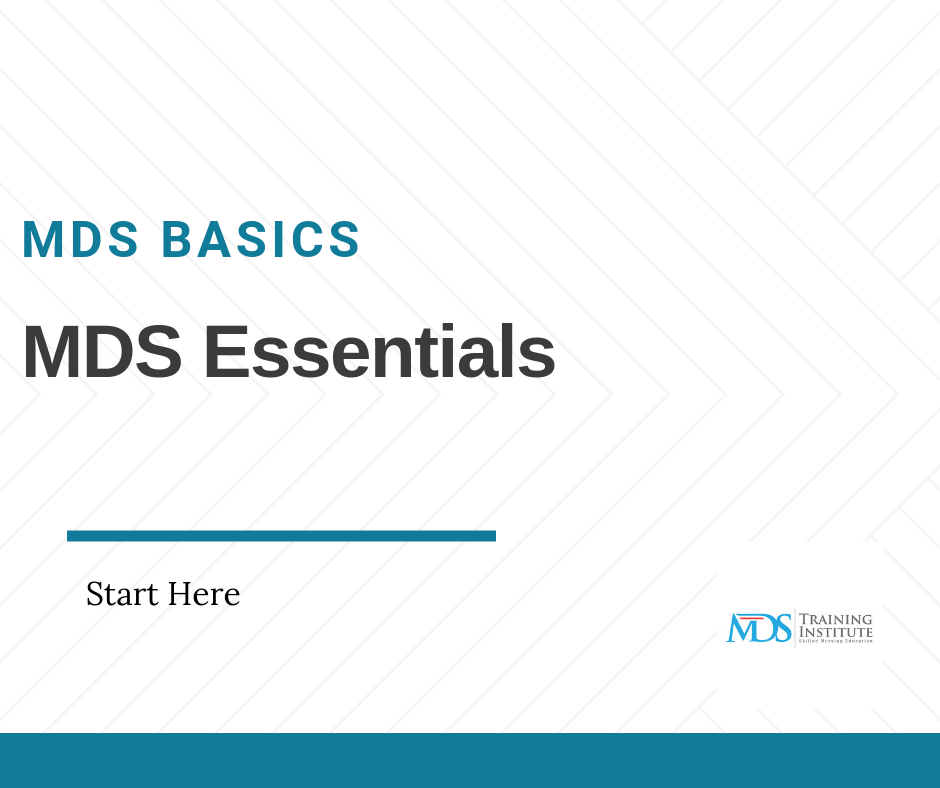 MDS Basic Essentials pic